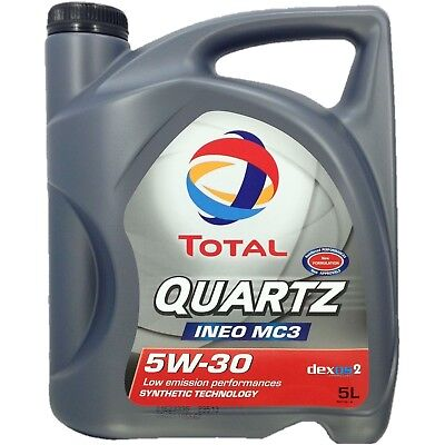 5 Liter Total Quartz Ineo MC3 5W-30 (Pkw-motoren)