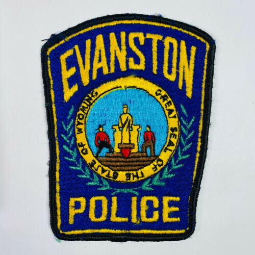Evanston Police Wyoming Patch
