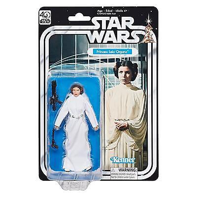 Star Wars The Black Series 40th Anniversary Princess Leia Organa