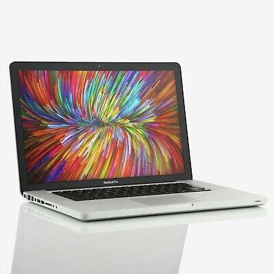 """Apple Macbook Pro 15"""" (2011) i7 2.0Ghz 8GB 256GB SSD (B)"""