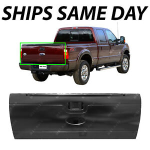 NEW Primered Steel Tailgate for 2008-2016 Ford Super Duty W/out Integrated Step