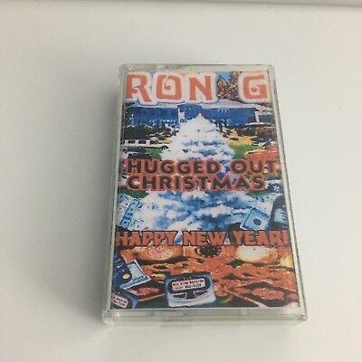 RARE! DJ Ron G Thugged Out Christmas NYC Hip Hop Rap Mixtape Cassette Tape ()