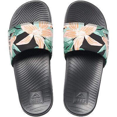 Reef Womens One Slide Beach Pool Summer Flip Flop Thongs Sli
