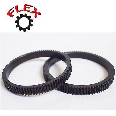 FLEX Seamless Follow Focus Gear for DSLR Lens 45-93mm