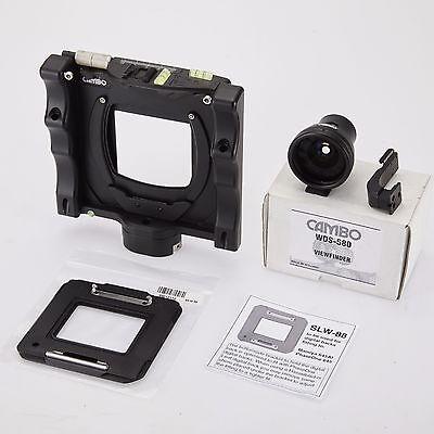 Пленочные фотокамеры Cambo Wide RS-1200 phase