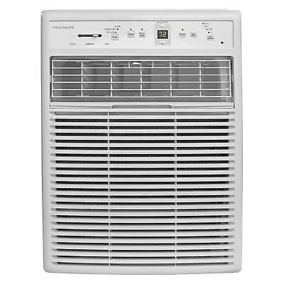 Frigidaire - 10000-BTU 115V Slider/Casement Room Air Conditioner with Full-Fu...