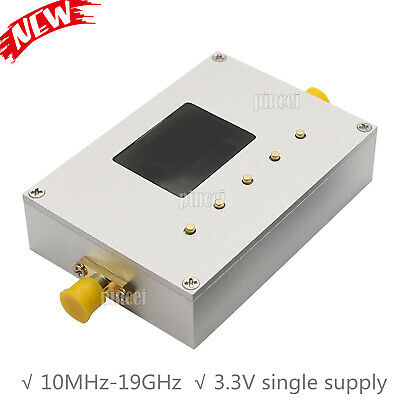 10mhz-19ghz Rf Signal Generator Frequency Source Sweep Oled Software Lmx2595