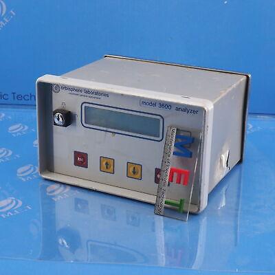 For Partsorbisphere Model 3600 Analyzer 3600120e 3600120e