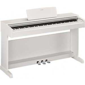 Yamaha YDP-143 Arius Digital Piano Matte White