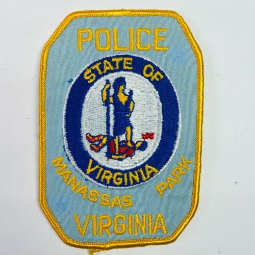 Manassas Park Police Virginia VA Patch (B2)