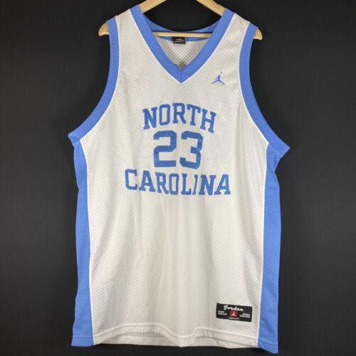Authentic Nike North Carolina Air Jordan NBA Trikot NBA Basketball Jersey 1985
