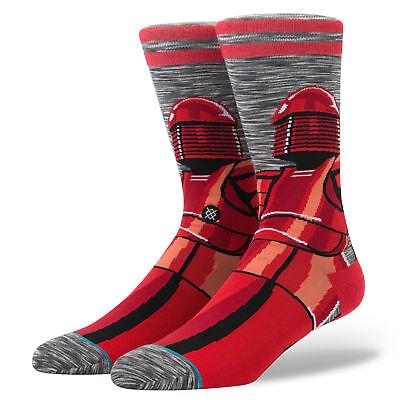 STANCE STAR WARS RED GUARD Large Socks New! Return of Jedi Luke Skywalker hope