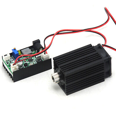 Focusable 850nm 1w 1000mw Ir Infrared Diode Laser Dot Module Long Time Work 12v