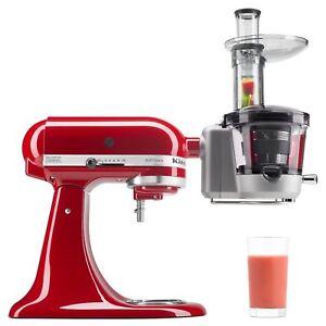 Kitchenaid Stand Mixer Juicer and Sauce Attachment KSM1JA NIB