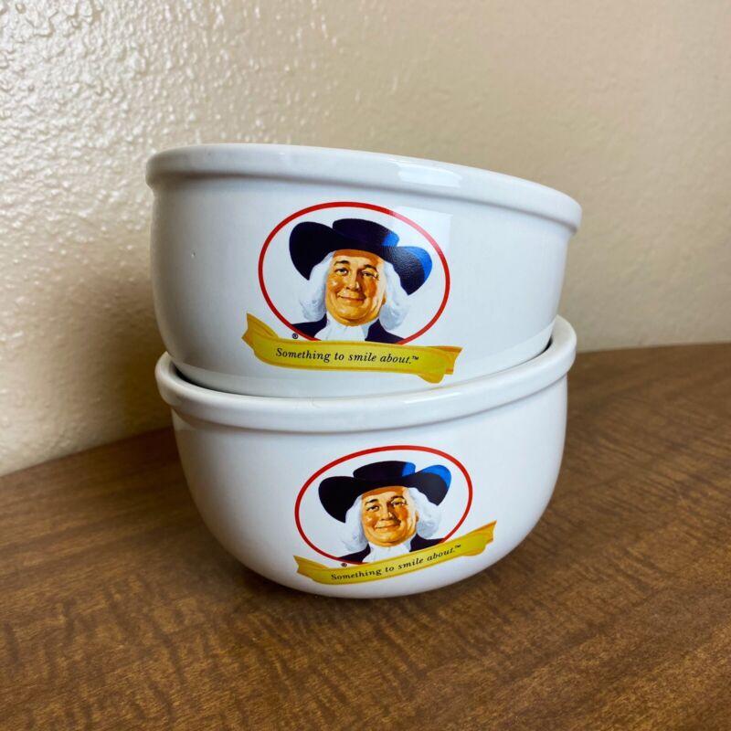 Vintage Collectible Quaker Oats Bowls
