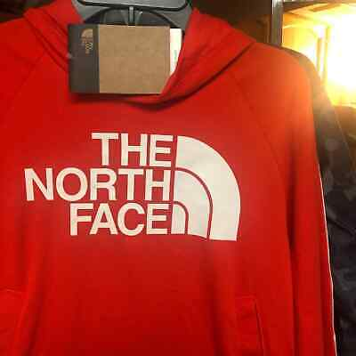 The North Face - Front Logo Hoody