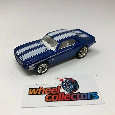 '69 Chevy Camaro CHASE Garage * Hot Wheels LOOSE 1:64 * F1083
