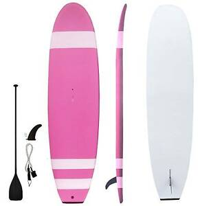 Feb sale soft foam 11' Paddle board SUP with paddle leg rope North Lambton Newcastle Area Preview