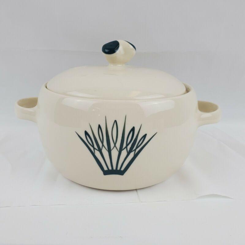 Vintage Winfield Royal Coronation Covered Handled Casserole Porcelain MCM