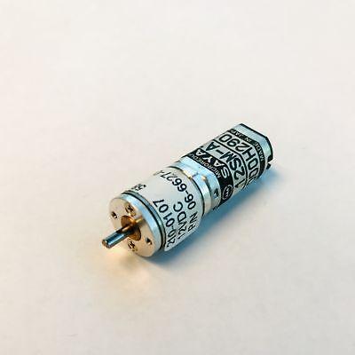 12vdc Micro Gearhead Motor Sayama 12sm-at3