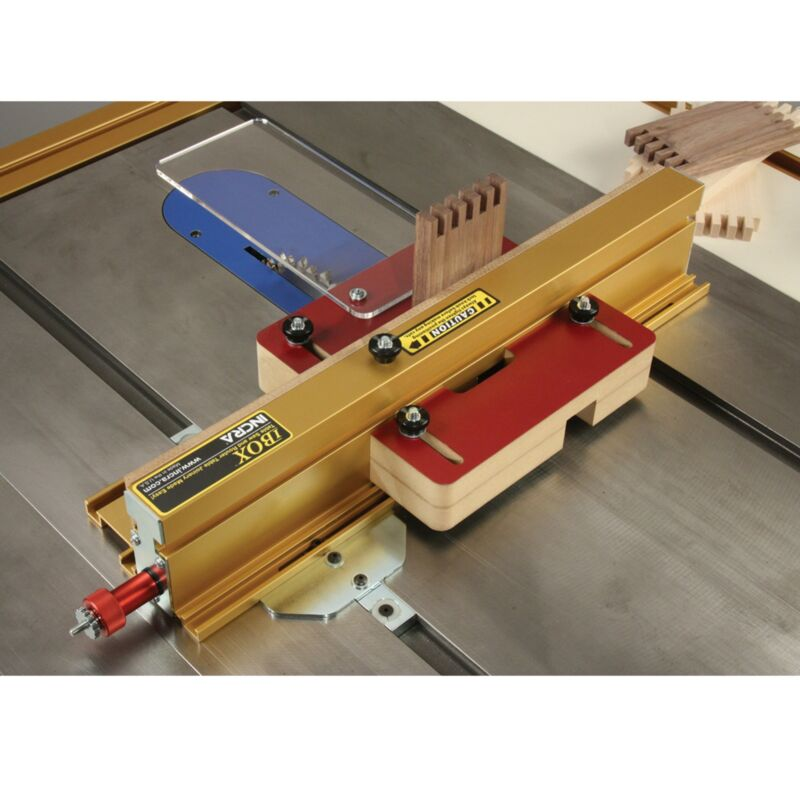 INCRA IBox Jig For Box Joints Model# INCRA IBox