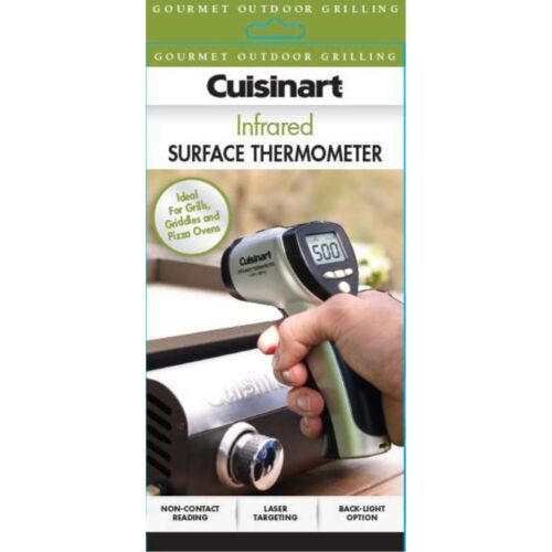 Cuisinart Infrared Surface Thermometer Idea for Grills Gridd