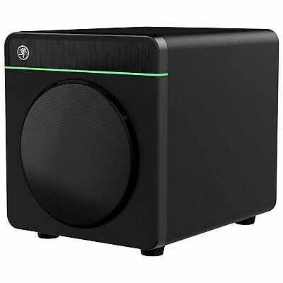"Mackie CR8S-XBT 8"" Active Powered Studio Monitor Subwoofer with Bluetooth"