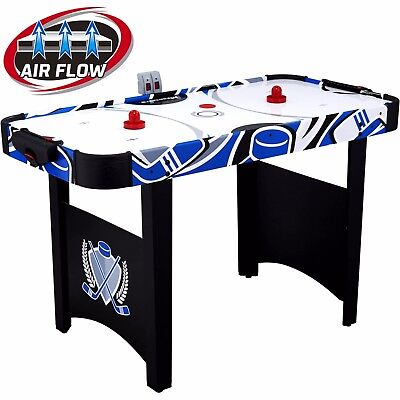 MD Best Hockey air table 48 inch Indoor - Electronic Score Game Air