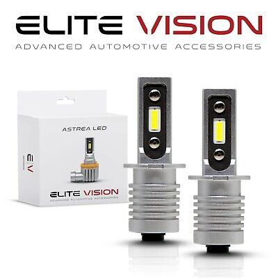 Elite Vision Astrea LED H3 Conversion Kit for Halogen Low/High Beam Fog Lights