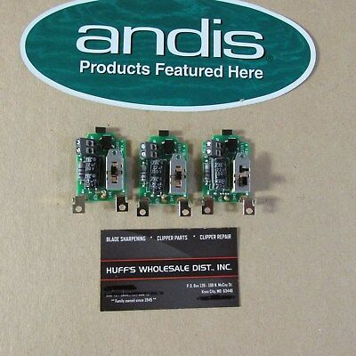 New >> Andis Clipper Parts Switch fits all AGC 2-Speed Clippers Ultra Edge Get 3