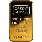 Credit Suisse 1oz Gold Bar
