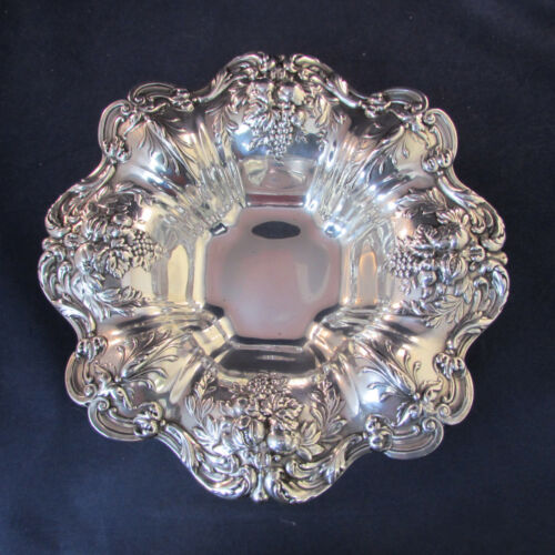 Reed & Barton Sterling Silver FRANCIS I x569F Footed Round Bowl