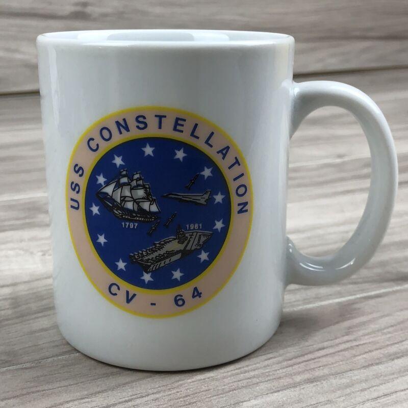 Victory Mug USS CONSTELLATION (CV-64)