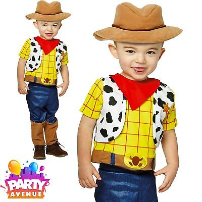 Baby Toy Story Costumes- (Woody Kostüm Baby)