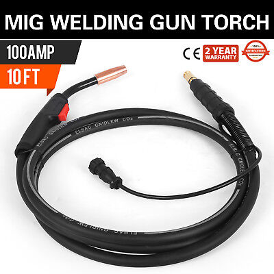 Lincoln Magnum 100l K530-6 Replacement Mig Welding Gun Torch 100 Amp 10ft