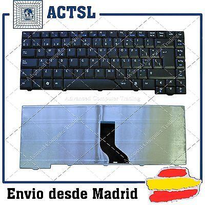 TECLADO ESPAÑOL PORTATIL ACER ASPIRE 5315 5720G 5730Z 5920 4720 4220G NEGRO...