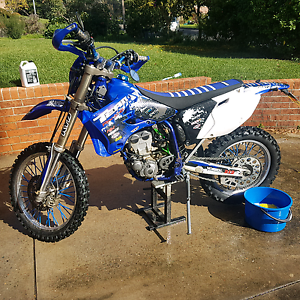 2006 WR250F Cherrybrook Hornsby Area Preview