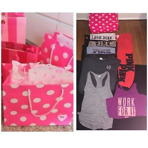 Victoria's Secret PINK size large lot