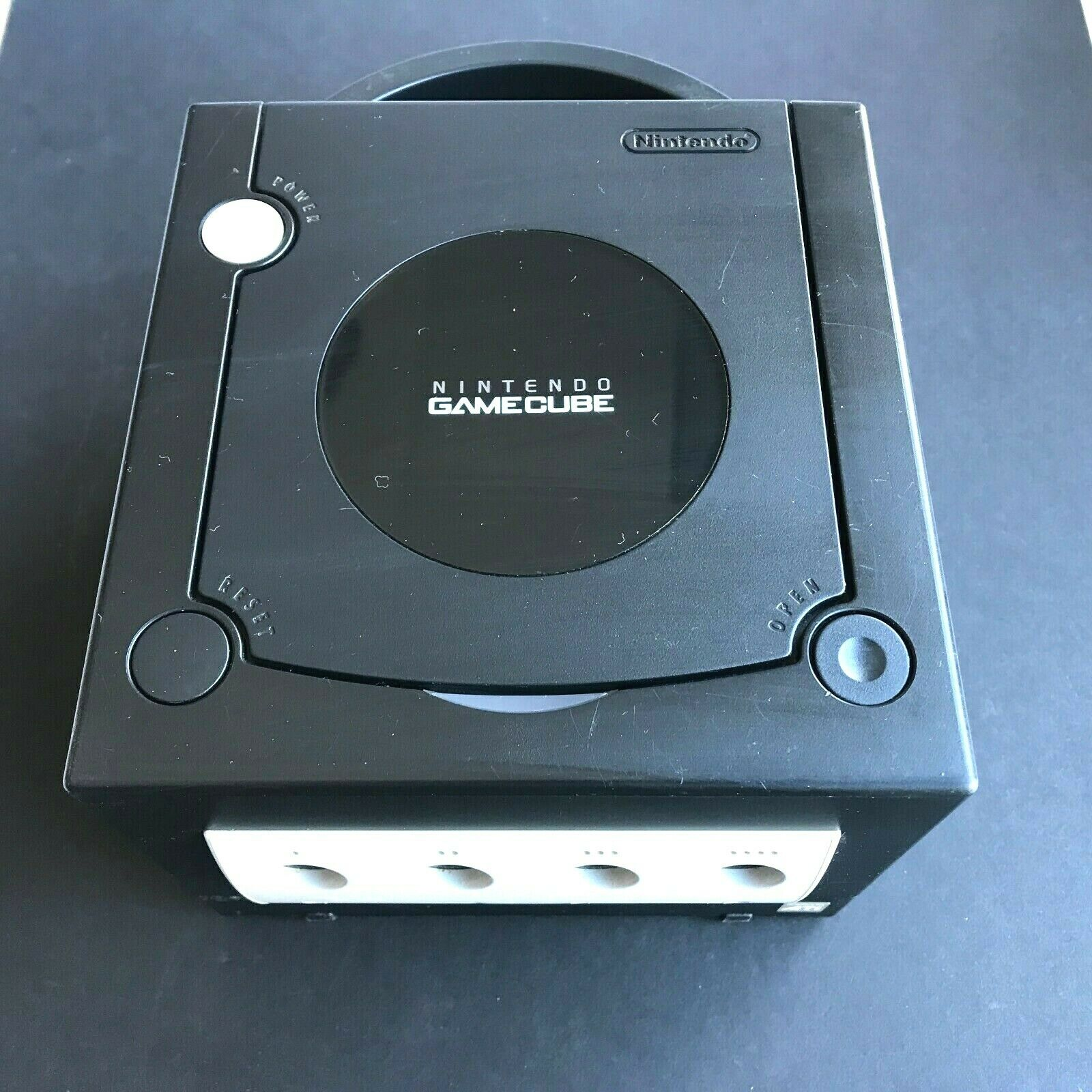 Nintendo Gamecube Console - Black CONSOLE ONLY (TESTED) #30