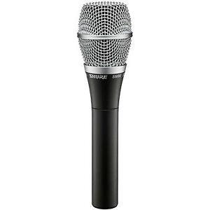 Shure SM86 Vocal Microphone SM-86 Cardioid Condenser Handheld Mic
