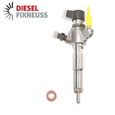 DIESEL INJECTOR for PEUGEOT 508 1.6 HDI 115 hp, 9802448680, 1791017, 9674973080
