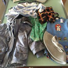 Boys clothes bundle 6-12 months size 0 Tranmere Campbelltown Area Preview
