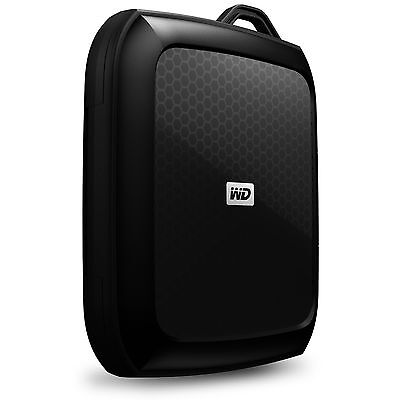 "WD(Western Digital) Nomad Rugged Case for 2.5"" External Hard Drive"