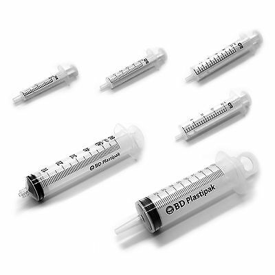 Medical Syringes Injections Large 2 5 10 20 50 60 100ml Hypodermic Ink Cartridge