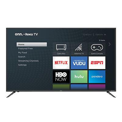 """ONN 58"""" Class 4K (2160P) Smart LED TV (100005844)"""
