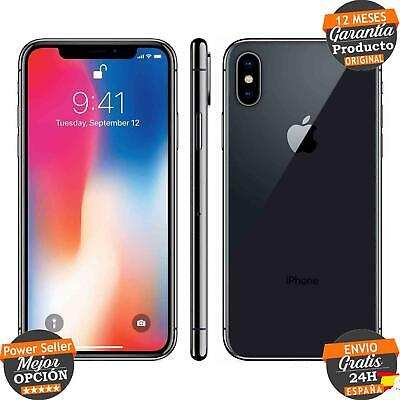 Movil Apple iPhone X A1901 64GB Gris Espacial Sin Funcion Face ID | A