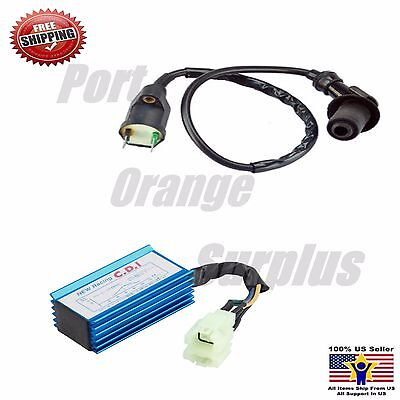 Performance CDI Ignition Coil Set For Tomberlin Crossfire 150 150R 150CC Go Kart