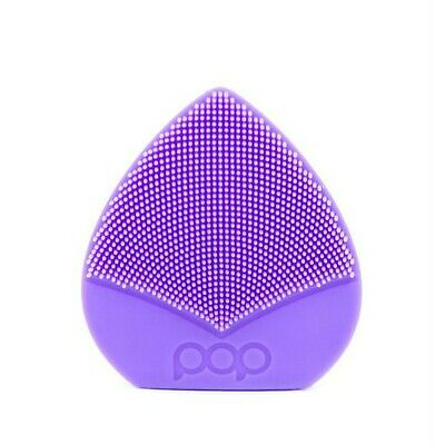 Pop Sonic Leaf Bud Facial Cleansing Device Purple