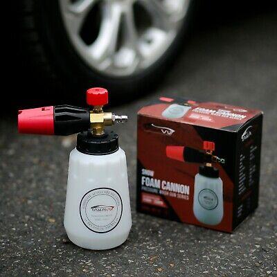 Heavy Duty Car Foam Cannon Wide Nick Bottle Snow for Pressure Washer Gun