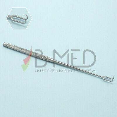 Or Grade Joseph Skin Hook Set 2 Prongs Sharp 5mm Plastic Surgery Surgical Ent